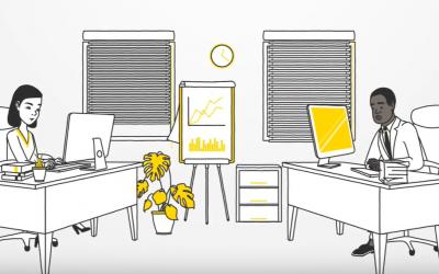 Hvorfor er animationsvideoer bedre stillingsannoncer?
